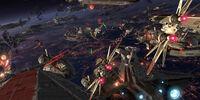 Battle over Coruscant