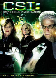 CSI Crime Scene Investigation, Season 12