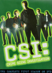 CSI Crime Scene Investigation, Season 1