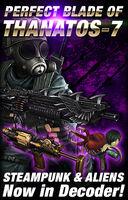Thanatos7 newcomen lightzg poster csnz