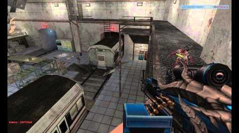 Counter strike online blue balrog 7 vll vii