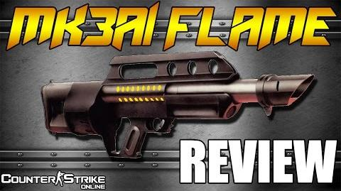 CSO MK3A1 Flame (JACKHAMMER) Review