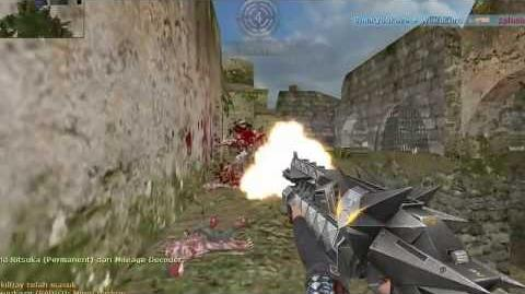 -CSO-INDONESIA Server- How To Make Your Weapon Powerful to Face Zombie?(CROW-3 Review)