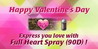 Lovespray poster sgp