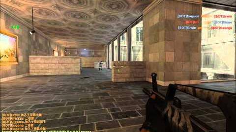 Counter-Strike Online - Battle Weapons(Glock & QBB-95)