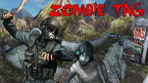 CS Online Korea Zombie Tag (Out City)-0