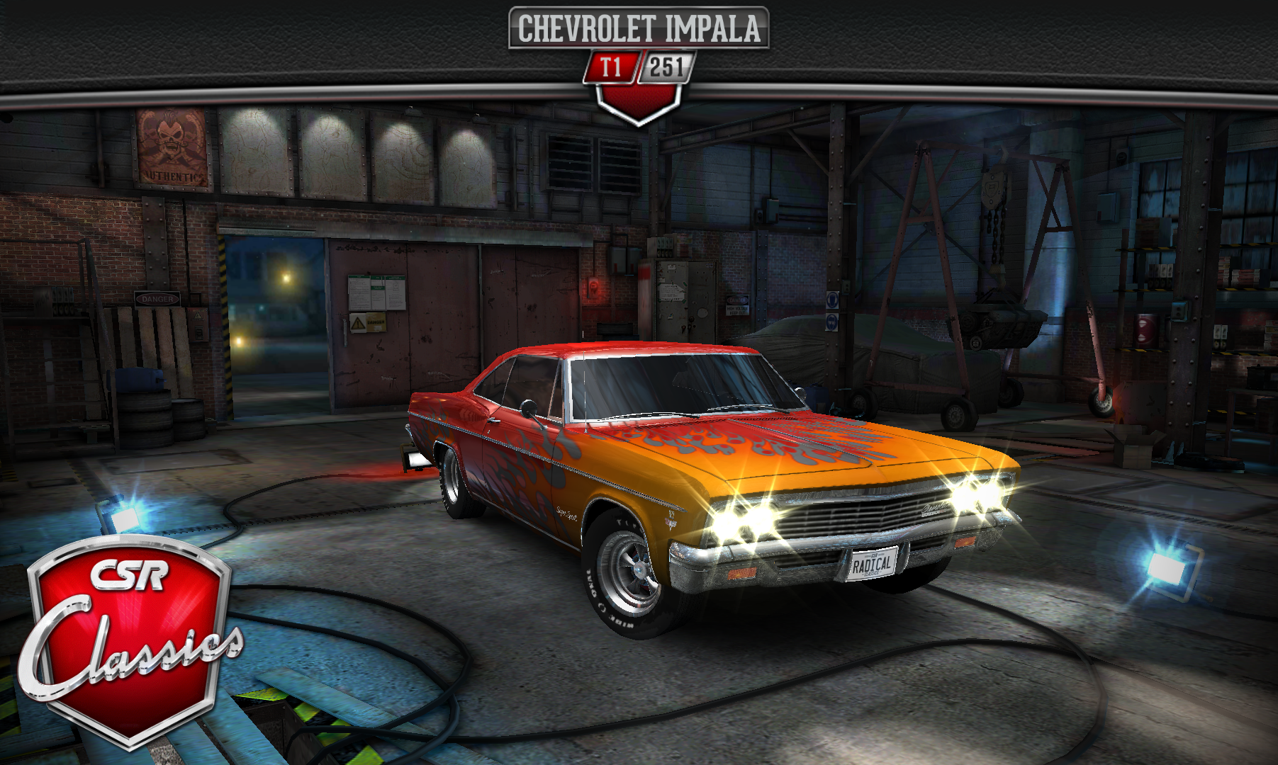 Chevrolet Impala Csr Classics Wiki Fandom Powered By Wikia