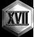17 badge