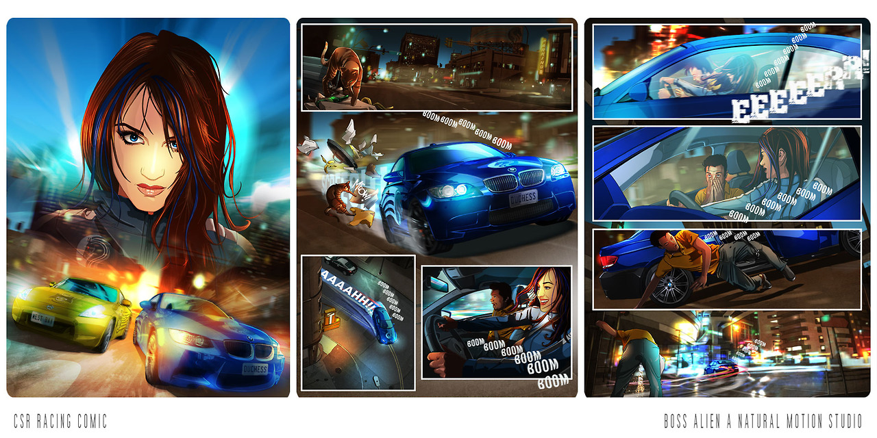 Image Csr Comic Jpg Csr Racing Wiki Fandom Powered By Wikia