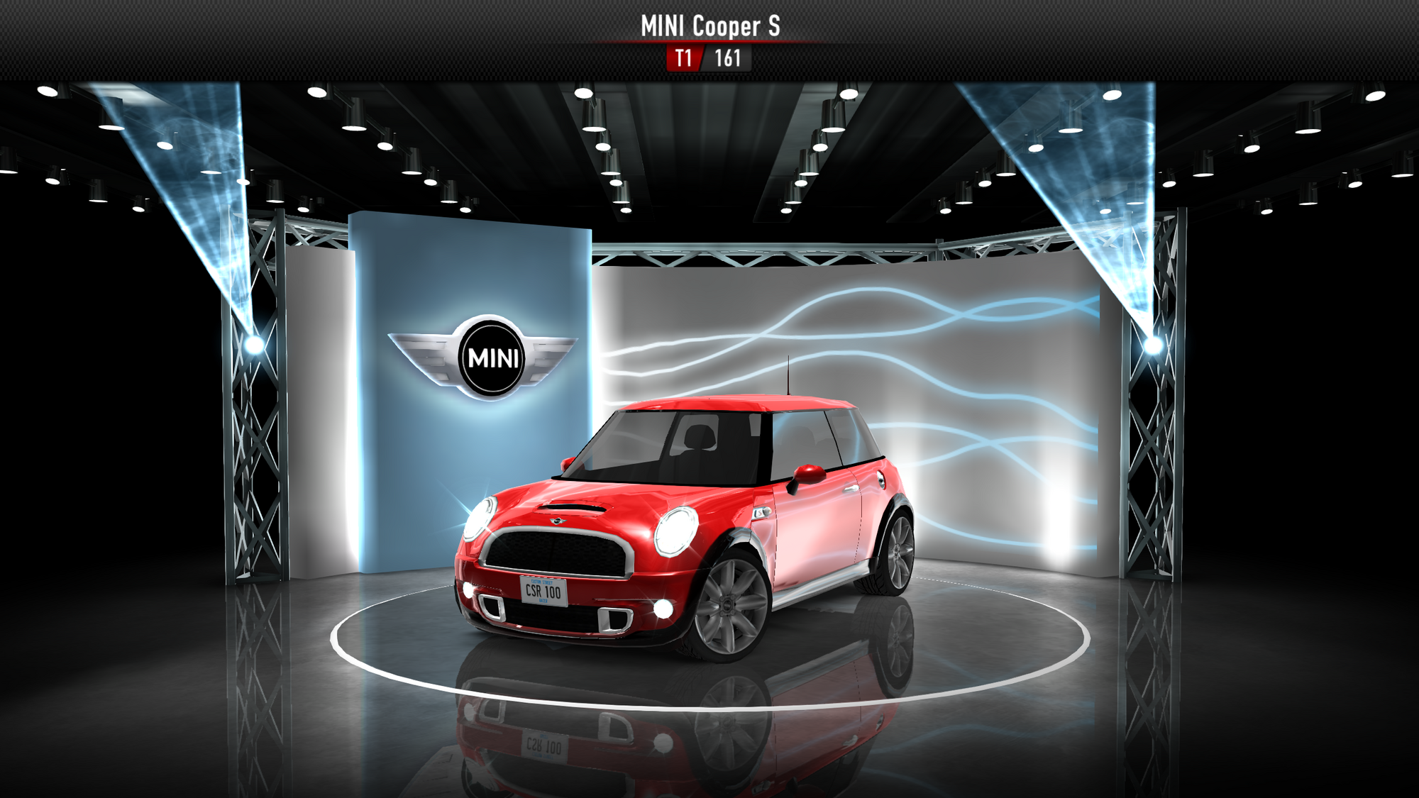 mini cooper s csr racing wiki fandom powered by wikia. Black Bedroom Furniture Sets. Home Design Ideas