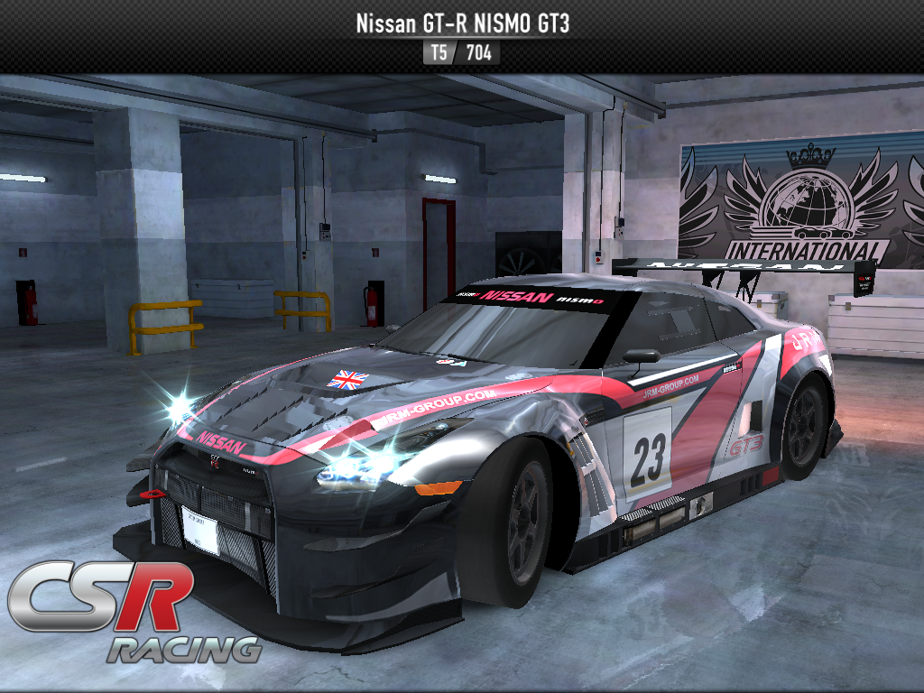 Nissan Gt R Nismo Gt3 Csr Racing Wiki Fandom Powered