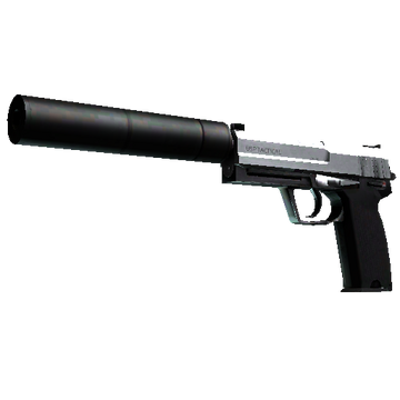 File:USP-S Stainless.png