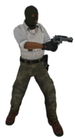 P revolver t