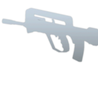 Inventory icon weapon famas