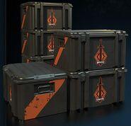 Bravo crate