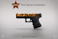 Cache glock