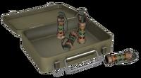 Grenade box flashbang