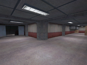 De stadium cz0024 Hallway-between Bombsite A and the CT Spawn zone