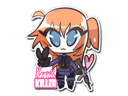 File:Csgo-community-sticker-2-kawaiikiller large.png