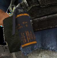 P flashbang holster single css