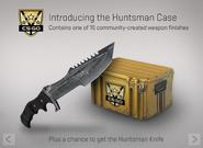 Huntsman case