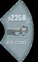 P90 buy off csx