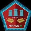 Set mirage