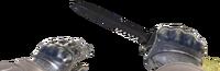 V knife swat