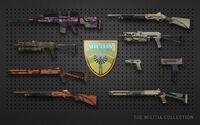 Slide militia