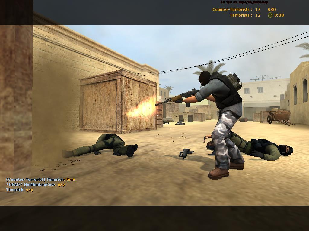Скачать Counter Strike на Андроид через торрент