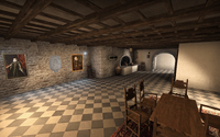 Csgo-castle-kitchen