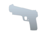 Inventory icon weapon fiveseven