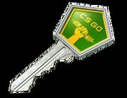 Operation Breakout key