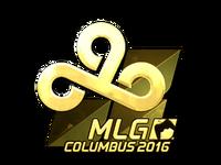 Csgo-columbus2016-c9 gold large
