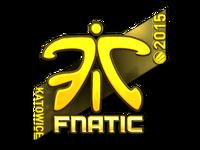 Csgo-kat2015-fnatic gold-20150306