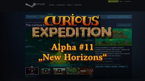 Curious Expedition - Alpha 11
