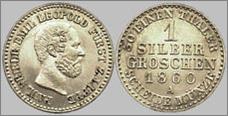 LIP 1860 - 1 Silbergroschen