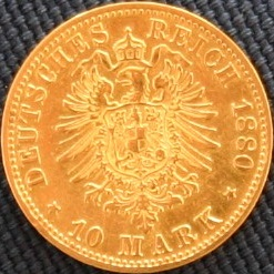 File:Preußen Wilhelm I 10 Mark Revers.JPG