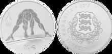 Estonia 10 euro 2016 Olympics