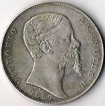 Vittorio Emanuele II - 1859 a