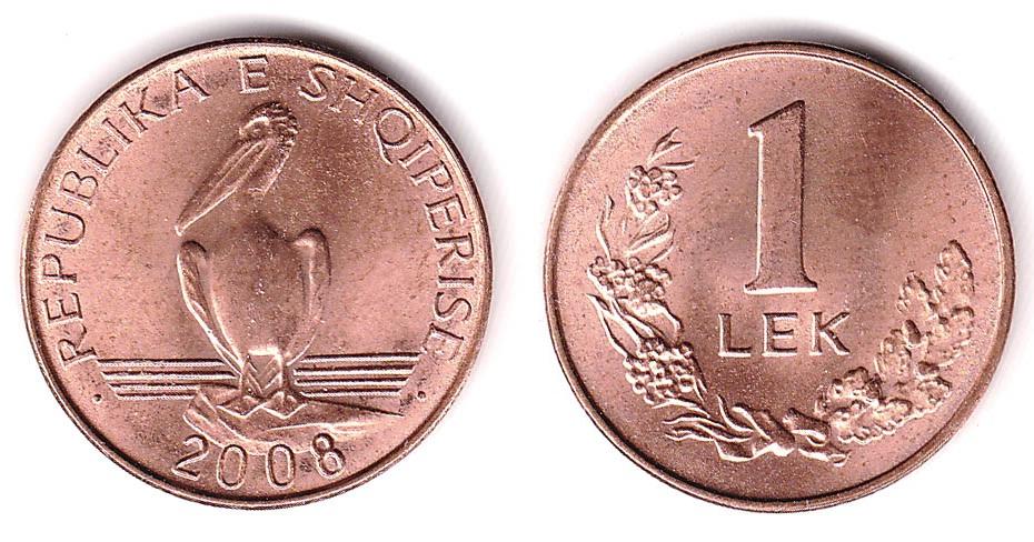 Albania - Albanian Lek Image Gallery - Banknotes of Albania ...