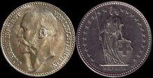 Liechtenstein numismatics