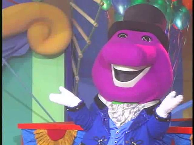 Super Singing Circus SuperMalechis Version Custom Barney Wiki - Concert barney wiki
