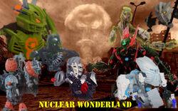 Nuclear Wonderland Poster 1