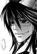 Hiroshi black hair