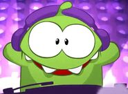 Om Nom With Headphones On The Cut The Rope DJ Update