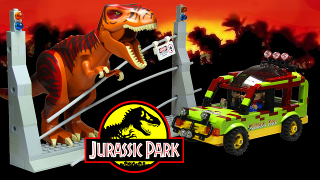 Jurassic Park Jungle Explorer With T Rex Cuusoo Wiki