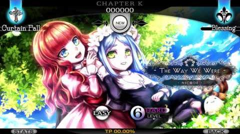 Cytus 01 - The Way We Were (Memories) - Nicode Chapter K Knight-1