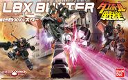 Buster/Bandai Models