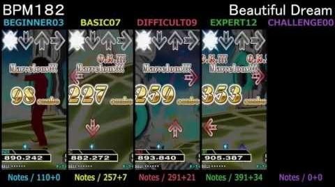 DanceDanceRevolution Beautiful Dream - SINGLE